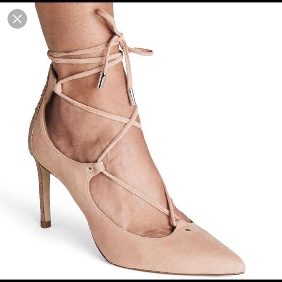 Donald J. Pliner Shoes - Donald j Pliner lace up pella pumps made in Spain